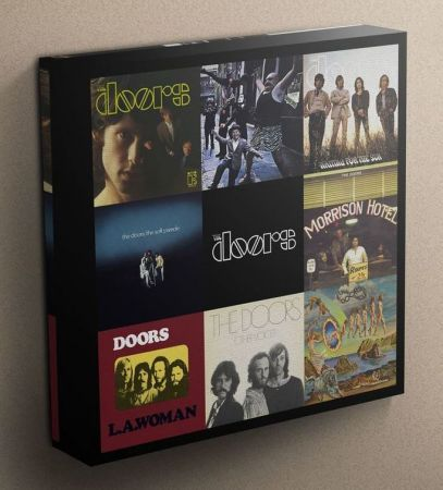 The Doors - The Complete Doors Studio Albums Collection - 1967-1972 (2012) [24bit/48kHz], ALAC
