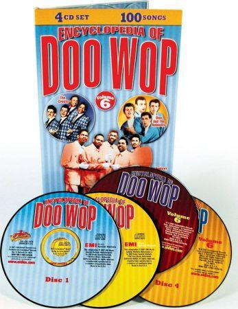VA - The Encyclopedia Of Doo Wop Vol.6: Box Set 4CDs (2007)