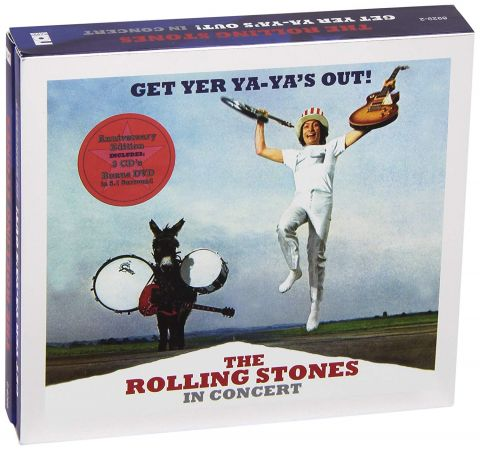 The Rolling Stones - Get Yer Ya-Ya.s Out! In Concert 1970 (40th Anniversary Deluxe Edition) (2017) [24bit/192kHz]