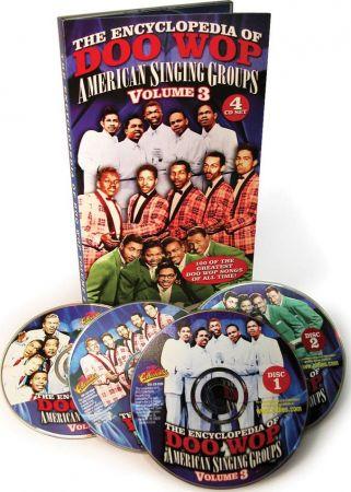 VA - The Encyclopedia Of Doo Wop Vol.3: Box Set 4CDs (2002)