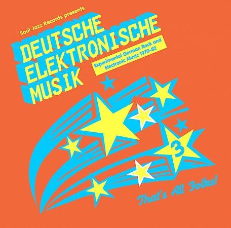 VA - Deutsche Elektronische Musik 3: Experimental German Rock and Electronic Music 1971-81 (2017) [CD-FLAC]