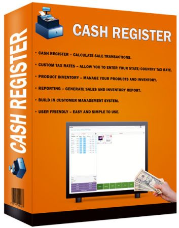 Cash Register Pro 2.0.4.4 Multilingual