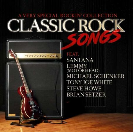 VA - Classic Rock Songs (2019) FLAC/MP3