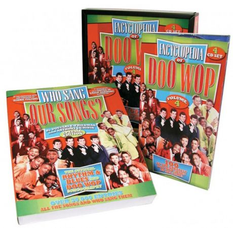 VA - The Encyclopedia Of Doo Wop Vol.4: Box Set 4CDs (2005)