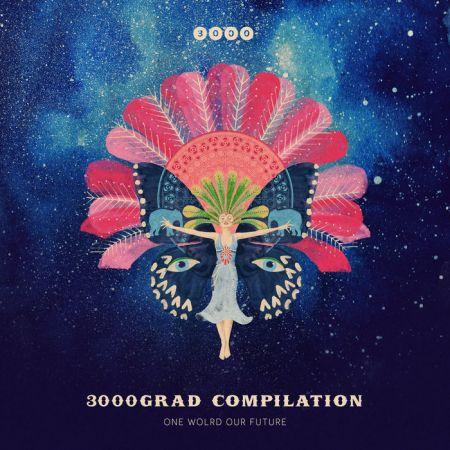 VA - 3000Grad Compilation One World Our Future (2019) MP3