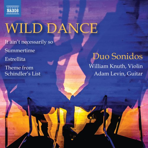 Duo Sonidos - Wild Dance (2019) FLAC