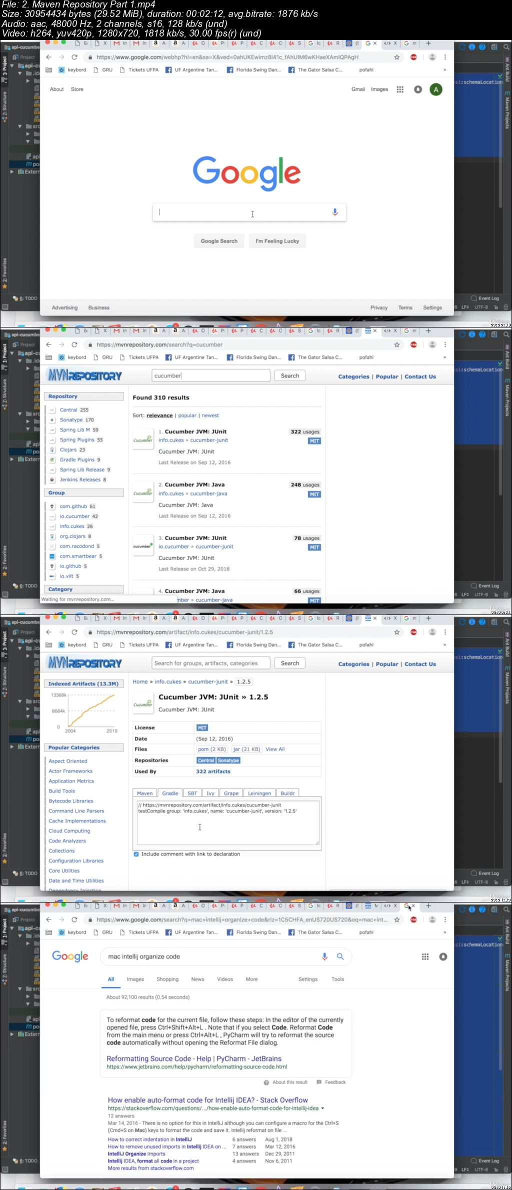 Download REST API Using Java and BDD Cucumber: API Testing - SoftArchive
