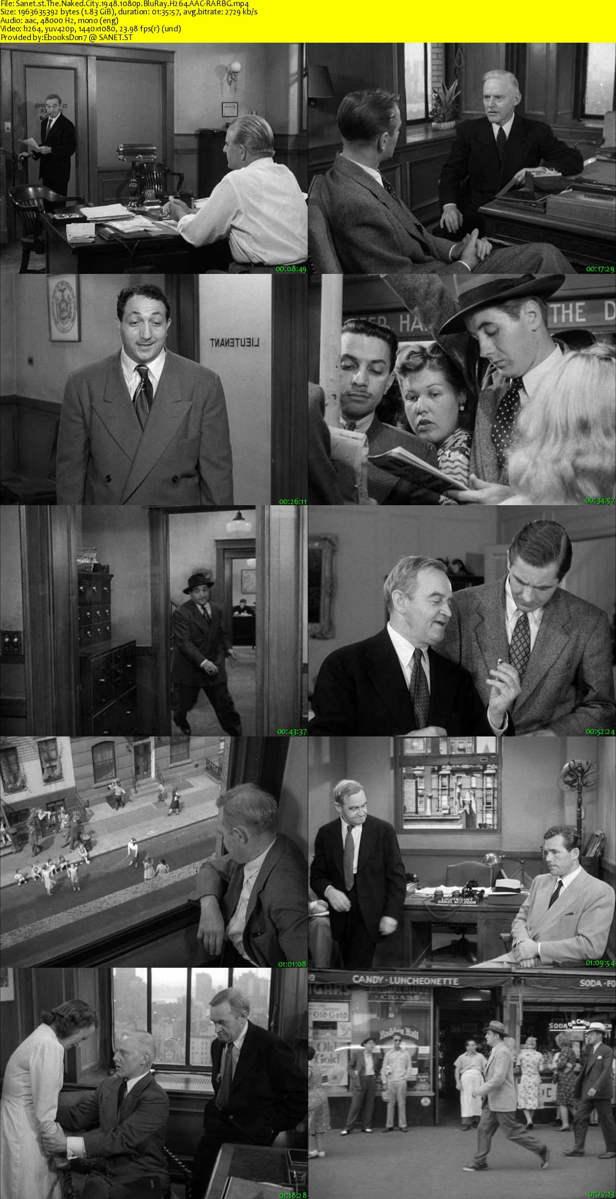 Pictures & Photos from Naked City (TV Series 1958-1963) - IMDb
