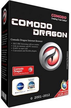 Comodo Dragon 72.0.3626.121