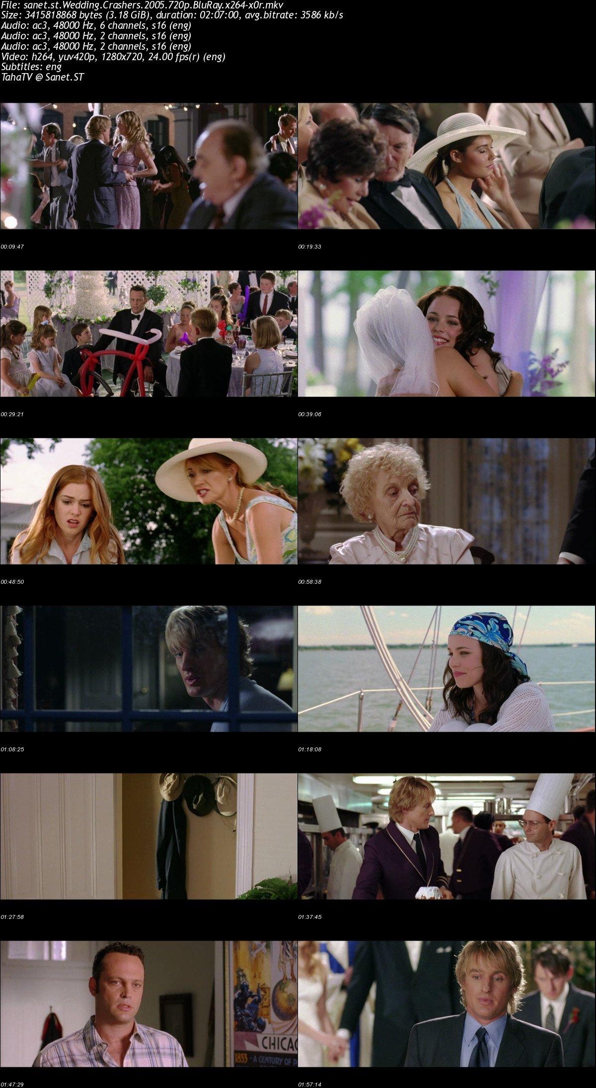 Download Wedding Crashers 2005 720p Bluray X264 X0r Softarchive