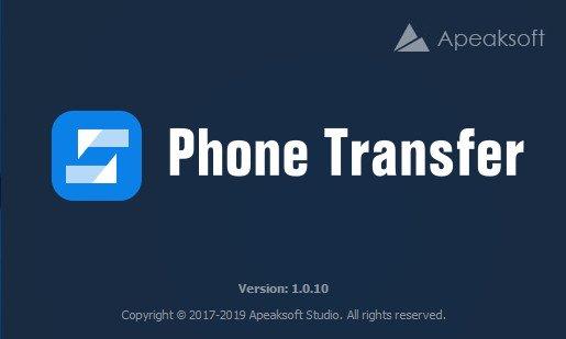 Apeaksoft Phone Transfer 1.0.10 Multilingual