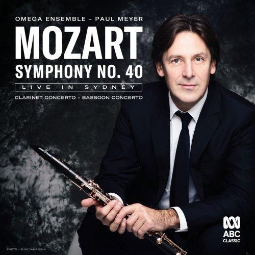 Download Omega Ensemble, Paul Meyer - Mozart Symphony No  40