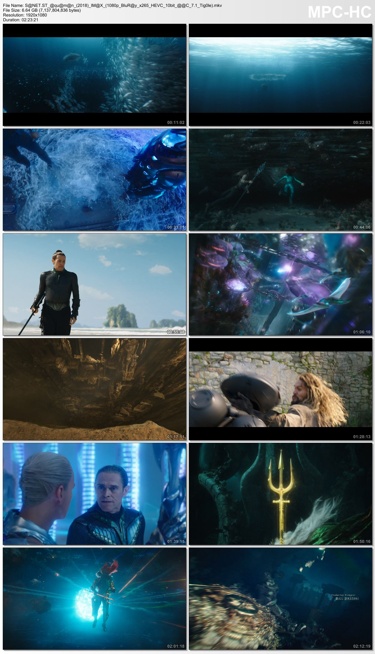 Download Aquaman 2018 IMAX 1080p BluRay x265 HEVC 10bit AAC 7 1