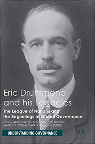 Download Eric Drummond and his Legacies: The League of