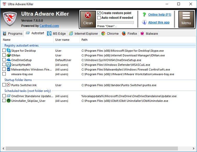 Ultra Adware Killer 7.9.2.0 [Ingles] [UL.IO] G7Sk58fkeWEvuxj14xtaWETxTpQtlv02