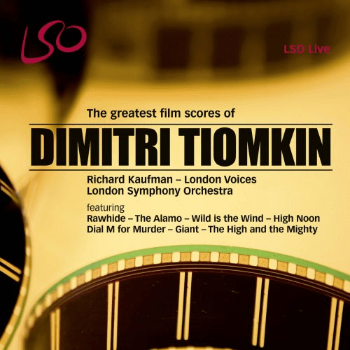 London Symphony Orchestra - Dimitri Tiomkin: The Greatest Film Scores (2012) (Hi-Res)