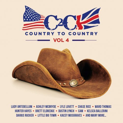 VA - Country To Country Vol.4 (2019) FLAC/MP3