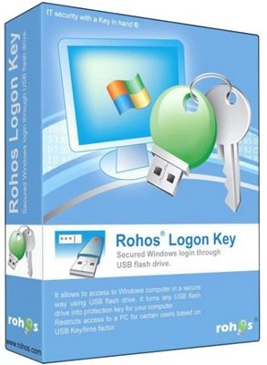 Rohos Logon Key 4.0 Multilingual