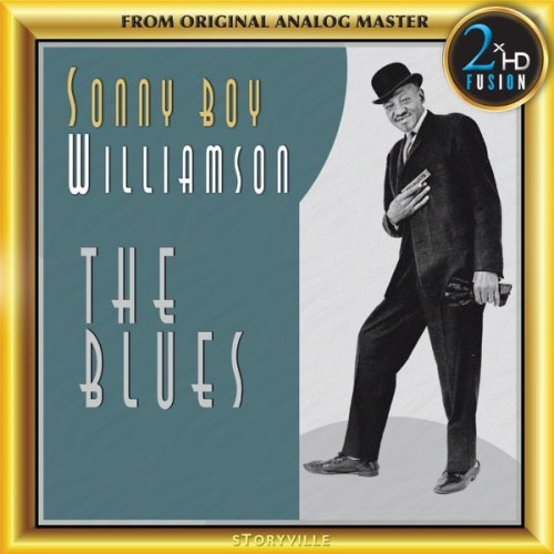 Sonny Boy Williamson - Sonny Boy Williamson: The Blues (Remastered) (2018) [Hi-Res]