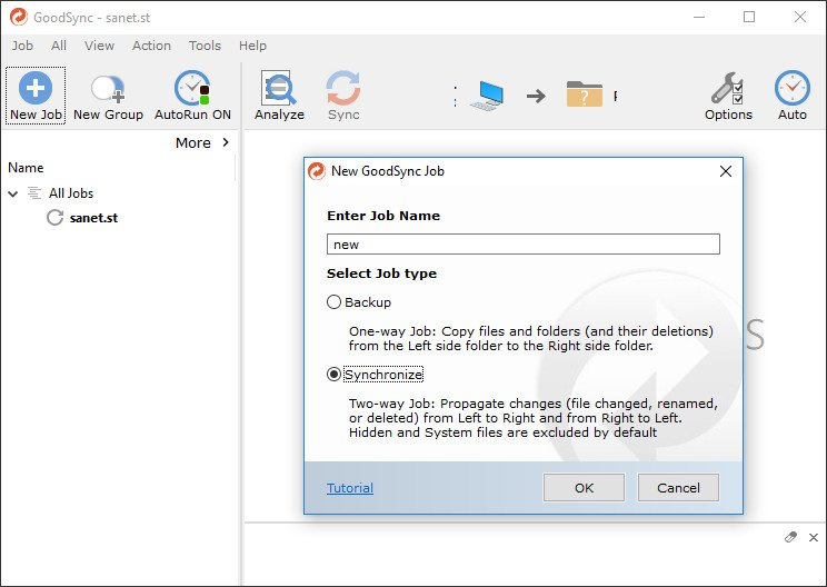 Download GoodSync Enterprise 10 9 34 5 Multilingual