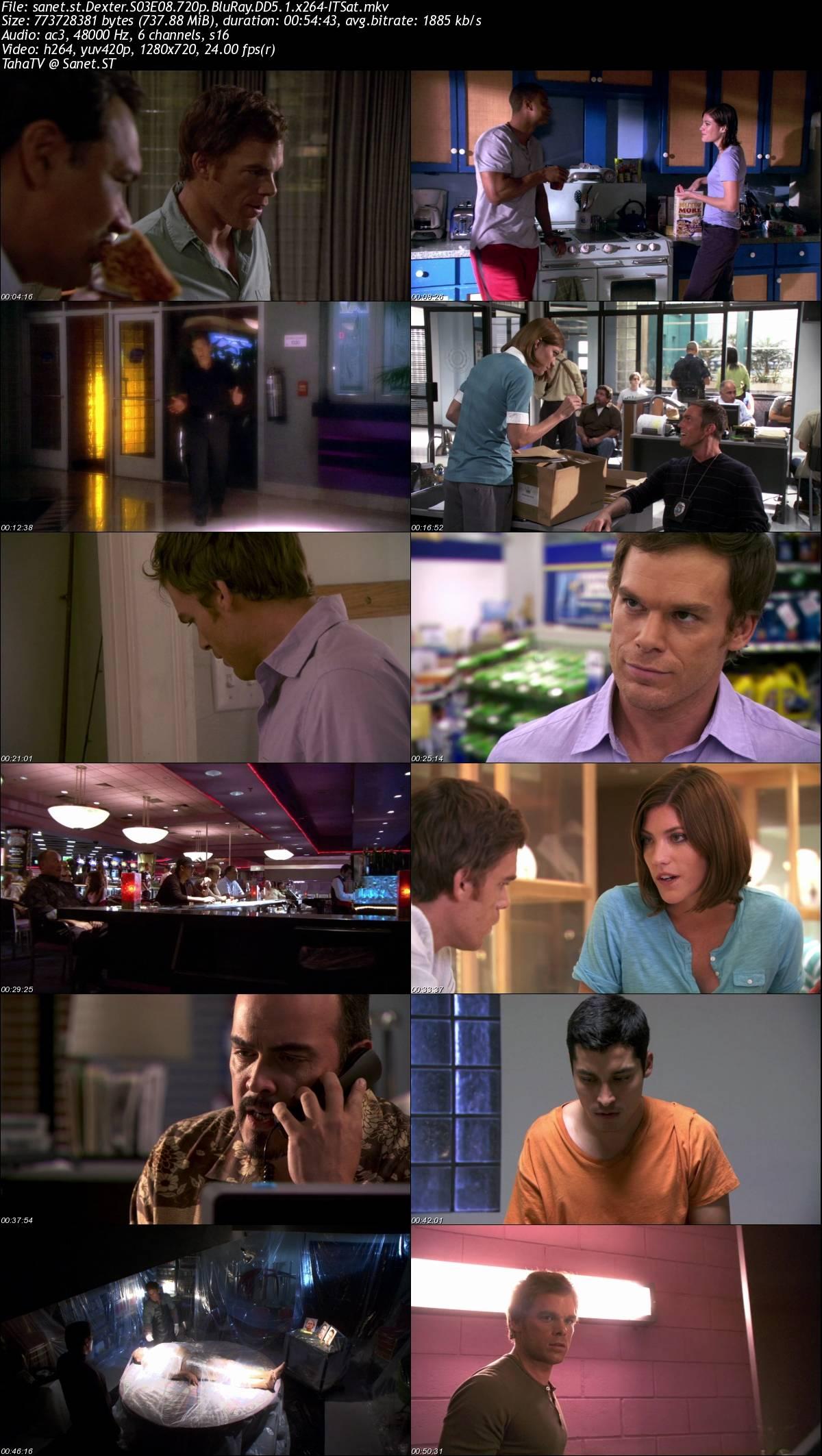 🔥 Dexter Fourth Season Subtitle - SUBDL