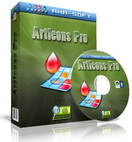 Aha-Soft ArtIcons Pro 5.52 Multilingual