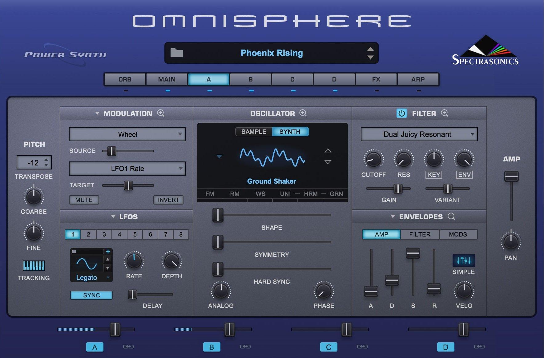 Download Spectrasonics Omnisphere Soundsource Library Update