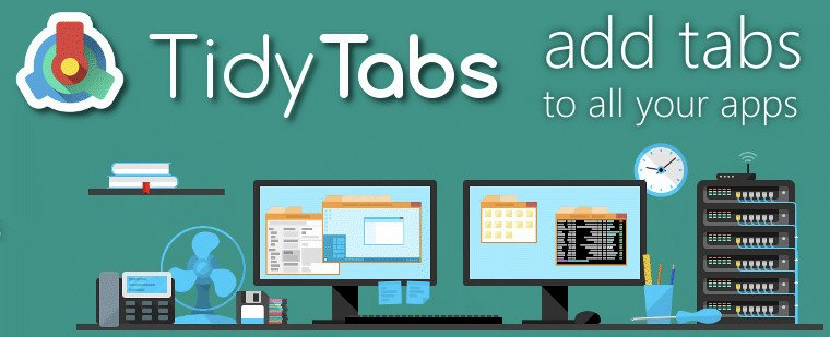 TidyTabs Pro 1.17.5  [Dotar de pestañas el explorador de windows] [Ingles] [UL.IO] GyXYYPhE7DfPDIpVuphqUKABO4QzzePQ