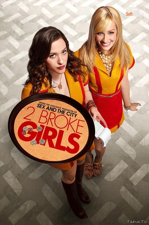 Subtitulos de 2 Broke Girls subdivx