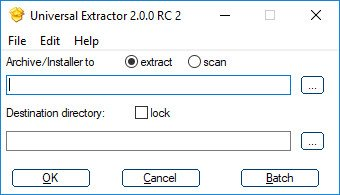 Download Universal Extractor 2 0 0 RC2 Multilingual - SoftArchive