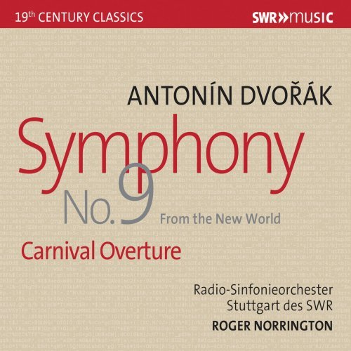 "Radio-Sinfonieorchester Stuttgart des SWR - Dvořák: Symphony No. 9 ""From the New World"" & Carnival Overture (Live) (2019)"