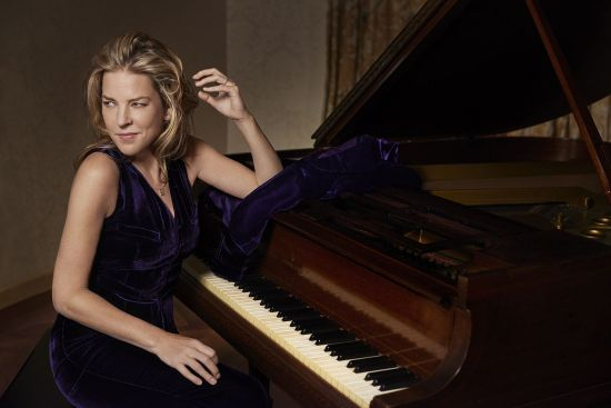 Diana Krall (With Tony Bennett) - Discography (1993-2018), MP3