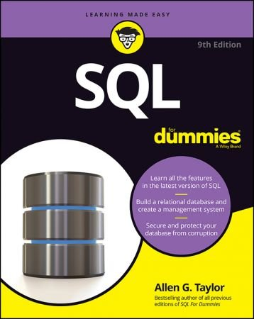 SQL For Dummies (For Dummies (Computer/Tech)), 9th Edition (EPUB)