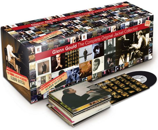 Glenn Gould - The Complete Original Jacket Collection (80 CD) (2007), MP3