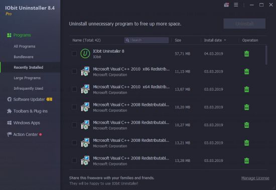 IObit Uninstaller Pro 8.4.0.7 Multilingual