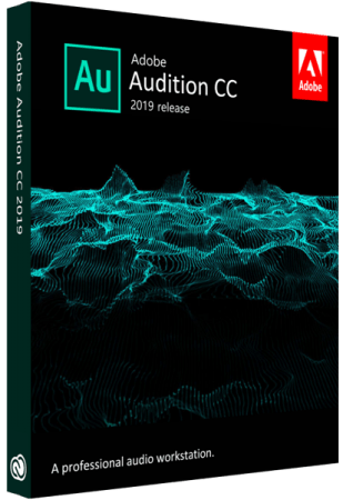 Adobe Audition CC 2019 v12.1.0.180 Multilingual