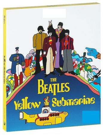 The Beatles ‎– Yellow Submarine (1969/2012) [LP,Remastered,24bit/192kHz]