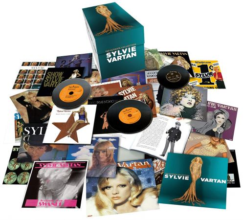 Download Sylvie Vartan The Ultimate Collection 41cd Box
