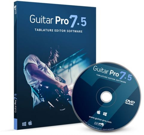 Guitar Pro 7.5.2 Build 1600 Multilingual