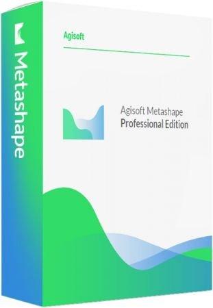 Agisoft Metashape Professional 1.5.2 Build 7838 Multilingual