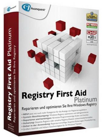 Registry First Aid Platinum 11.3.0 Build 2580 Multilingual