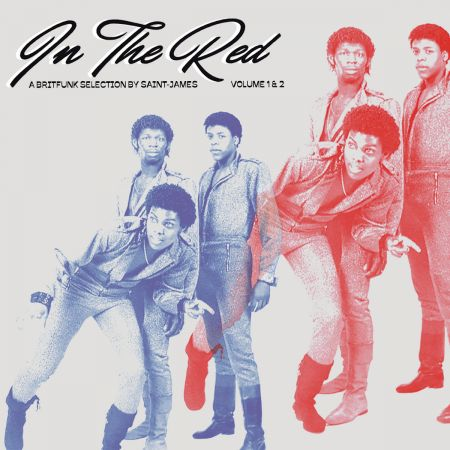 Various - In The Red Volume 1 & 2 (2019)