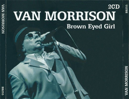 Van Morrison ‎– Brown Eyed Girl (2003) FLAC