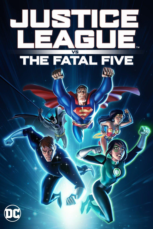 Download Justice League vs the Fatal Five 2019 720p WEB-DL DD5 1