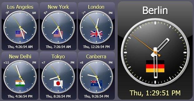 Sharp World Clock 8.6.2