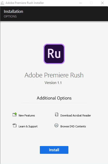 Adobe Premiere Fonts