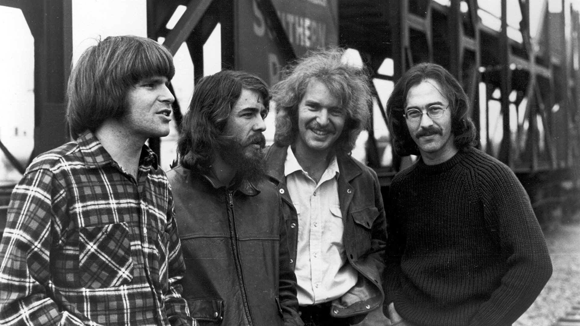 01 Have You Ever Seen The Rain : creedence clearwater