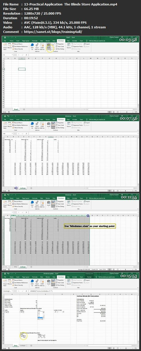 Download Advanced Excel Techniques Part 2     An Introduction to