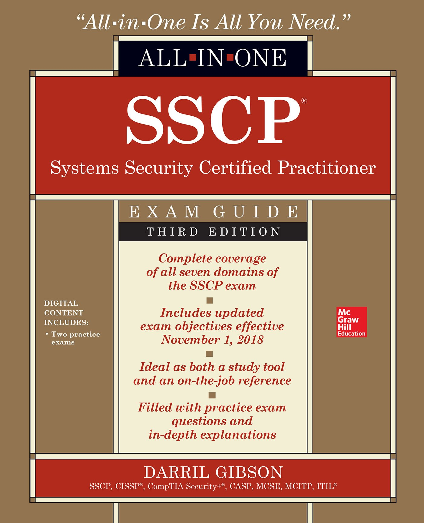 Download SSCP Systems Security Certified Practitioner All