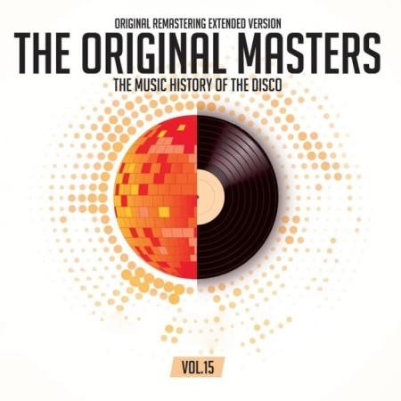 VA - The Original Masters Vol.15 The Music History of the Disco (2019)